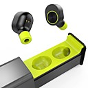cheap Headsets & Headphones-CIRCE GW10 In Ear Wireless Charging / Bluetooth 4.2 Headphones Dynamic Aluminium Alloy 7005 / Metal / PP+ABS Mobile Phone Earphone With