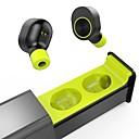 tanie Słuchawki i zestawy słuchawkowe-CIRCE GW10 W uchu Ładowanie bezprzewodowe / Bluetooth 4.2 Słuchawki Dynamiczny Aluminiowa 7005 / PP + ABS / Metal Telefon komórkowy Słuchawka Sport a Outdoor / Stereofoniczny / z mikrofonem Zestaw