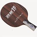 זול שולחן טניס-DHS® POWER.G15 CS Ping Pang/מחבטי טניס שולחן לביש עמיד עץ 1