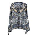 ieftine Manichiură și pedichiură Unelte-Pentru femei În V Bluză Concediu