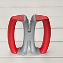 abordables Herramientas de Medición-Herramientas de cocina ABS Cocina creativa Gadget Afilador de Cuchillos Accesorios 1pc