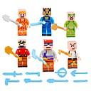 tanie Building Blocks-Klocki 20 pcs Przeciwe stresowi i niepokojom Unisex Dla chłopców Dla dziewczynek Zabawki Prezent