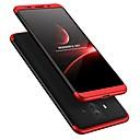 זול מגנים לטלפון & מגני מסך-מגן עבור Huawei Mate 10 pro / Mate 10 lite עמיד בזעזועים / אולטרה דק כיסוי מלא אחיד קשיח פלסטי ל Mate 10 / Mate 10 pro / Mate 10 lite
