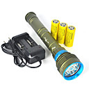 cheap Flashlights & Camping Lanterns-LED Flashlights / Torch / Handheld Flashlights / Torch LED 10000lm 7 Mode Professional / Anti-Shock / Waterproof Camping / Hiking /