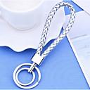 זול מזכרות מחזיקי מפתחות-אופנה מצדדים במחזיק מפתחות מתכת מזכרות מחזיקי מפתחות - 1