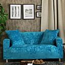 halpa Irtopäälliset-Nykyaikainen 100% polyesteri jakardi Rakastavaisten tuolin päällinen, Yksinkertainen Yhtenäinen Printed slipcovers