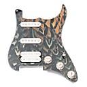 tanie Akcesoria do instrumentów muzycznych-Profesjonalny SSH Gitara Tworzywa sztuczne Tworzywo Instrument muzyczny Akcesoria 28.5*22*2cm