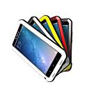 זול מגנים לטלפון & מגני מסך-מגן עבור Xiaomi Mi Max 2 מוגן מים / עפר / הלם כיסוי מלא צבע אחיד קשיח מתכת ל Xiaomi Mi Max 2