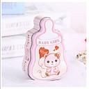 preiswerte Tortenfiguren & Dekoration-Unregelmässig Metalic Geschenke Halter mit Muster / Druck Süßigkeiten Gläser und Flaschen