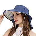 ieftine Clothing Accessories-VEPEAL Καπέλο πεζοπορίας Căciulă Alergare Pălării Rezistent la Vânt Ușor Uscare Rapidă Primăvară Vară Albastru Închis Pentru femei Pescuit Drumeție Voiaj Mată / Rezistent la UV