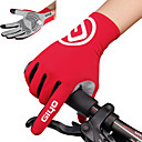 cheap Softshell, Fleece & Hiking Jackets-Sports Gloves Touch Gloves Bike Gloves / Cycling Gloves Anti-Slip Breathable Microfiber Lycra Spandex Road Cycling Cycling / Bike Men's