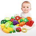 olcso Játékkonyhák és ételek-Konyhai mosogató Klasszikus téma Új design / tettetés / Tökéletes Puha műanyag Uniszex Gyermek Ajándék 15 pcs