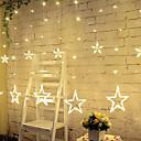 cheap LED Flood Lights-2m String Lights 138 LEDs Warm White / Cold White / Multi Color Waterproof / Decorative 220-240 V 1pc