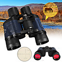 cheap Binoculars, Monoculars & Telescopes-60 X 60 mm Binoculars Night Vision Black Camping / Hiking / Hunting / Trail