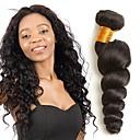 olcso Egy csomag hajat-4 csomópont Indiai haj Hullámos Emberi haj Emberi haj tincsek Természetes szín Emberi haj sző Extention / Hot eladó Human Hair Extensions Összes