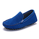 tanie Obuwie dziewczęce-Dla chłopców / Dla dziewczynek Obuwie Nubuk Wiosna / Jesień Wygoda Mokasyny i buty wsuwane na Królewski niebieski