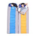 preiswerte Schlafsack & Campingbett-Schlafsack Außen Doppelbett(200 x 200) -5-15°C Doppelter Schlafsack warm halten Feuchtigkeitsundurchlässig Wasserdicht Tragbar