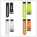 cheap Smartwatch Accessories-Watch Band for Fenix 3 HR / Fenix 3 Garmin Sport Band Silicone Wrist Strap