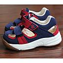 baratos Sapatos de Bebês-Para Meninos / Para Meninas Sapatos Camurça Primavera / Verão Conforto Sandálias para Azul Escuro / Cinzento / Rosa claro
