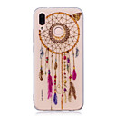 cheap Cell Phone Cases & Screen Protectors-Case For Huawei P20 Pro / P20 lite IMD / Transparent / Pattern Back Cover Dream Catcher Soft TPU for Huawei P20 / Huawei P20 Pro / Huawei P20 lite / P10 Plus / P10 Lite / P10