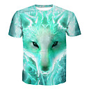 Herren T-Shirts mit 3D-Druck