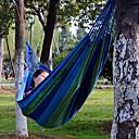 ieftine Car Exterior Lights-Hamac de Camping În aer liber Respirabilitate Material nețesut pentru Drumeție / Camping / Πεζοπορία - 1 persoană Albastru Închis / Fucsia