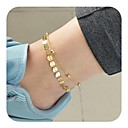 cheap Anklet-Anklet - Vintage Gold / Silver For Daily Holiday Women's