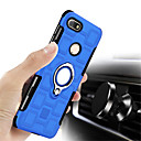 cheap Cell Phone Cases & Screen Protectors-Case For Huawei P9 lite mini Shockproof with Stand Back Cover Solid Colored Hard PC for P9 lite mini