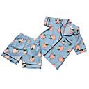 ieftine Topuri Fete-Copii Fete Fruct Pijamale