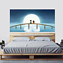 cheap Wall Decor-Wall Decal Decorative Wall Stickers - 3D Wall Stickers Landscape 3D Re-Positionable Removable