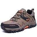 cheap Men's Sneakers-Men's PU(Polyurethane) Spring / Fall Comfort Sneakers Hiking Shoes Slip Resistant Gray / Army Green / Khaki