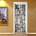 cheap Wall Stickers-Wall Decal Door Stickers - 3D Wall Stickers 3D Removable