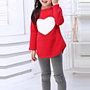 preiswerte Kleidersets für Mädchen-Baby Mädchen Druck Langarm Lang Baumwolle Kleidungs Set