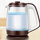 abordables Estantes de Vino-Vidrio Resistente al calor 1pc Café y Té
