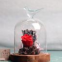 tanie Sztuczny kwiat-Sztuczne Kwiaty 1 Gałąź Elegancki Róże Bukiety na stół