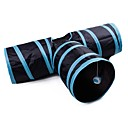 cheap Cat Toys-Tubes & Tunnel Pet Friendly Stainless Steel / Polyester For Dogs / Cats / Pets