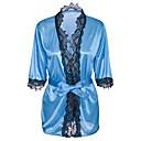 זול Fashion Ring-בייבידול וכותנות Nightwear בגדי ריקוד נשים - תחרה, אחיד