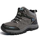 זול נעלי בד ומוקסינים לגברים-יוניסקס סוויד חורף נוחות נעלי אתלטיקה טיפוס כחול כהה / אפור / ירוק צבא