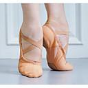 ieftine Pantofi de Balet-Pentru femei Pantofi de Balet Pânză Josi Toc Cubanez Pantofi de dans Roz / Culoarea pielii / Performanță / Antrenament