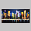 cheap Oil Paintings-Mintura® Hand Painted Landscape Oil Painting On Canvas Modern Wall Art Picture For Home Decoration Ready To Hang