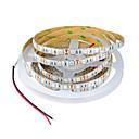 billige LED Strip Lamper-ZDM® 1x5M Fleksible LED-lysstriper 300 LED SMD5050 Dual Light Source Color Kuttbar / Vanntett / Koblingsbar 12 V 1pc