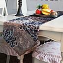tanie Podkładki stołowe-Współczesny PVC / poliuretanu / ABS + PC Kwadrat Podkładki Drukowany Dekoracje stołowe 1 pcs