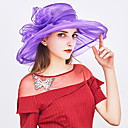 cheap Party Headpieces-Women's Basic / Holiday Sun Hat - Solid Colored Bow