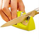 baratos Talheres-Utensílios de cozinha Aço Inoxidável Rapidez / Adorável / Gadget de Cozinha Criativa Afiador de Facas Uso Diário 1pç