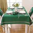 tanie Podkładki stołowe-Nowoczesny Kwadrat Obrus Geometric Shape Dekoracje stołowe 1 pcs