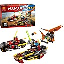 cheap Building Blocks-Building Blocks 230pcs Ninja Parent-Child Interaction Cartoon Gift