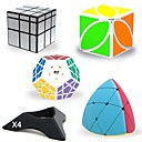 cheap Shower Faucets-Rubik's Cube 8 PCS QIYI B Alien / Megaminx / Mastermorphix 5*5*5 / 3*3*3 Smooth Speed Cube Magic Cube / Rubik's Cube Puzzle Cube