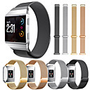 cheap Smartwatch Accessories-Watch Band for Fitbit ionic Fitbit Milanese Loop Stainless Steel Wrist Strap