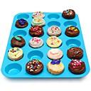 povoljno Pribor za pečenje-Bakeware alati Silikon Kreativan / Uradi sam Keksi / Cupcake / Čokoladno smeđa Torte za kalupe / Alati za desert 1pc
