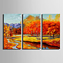 povoljno Printevi-Print Stretched Canvas Prints - Pejzaž Moderna